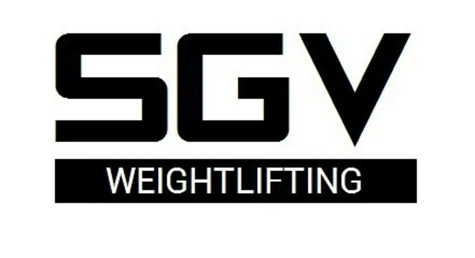 SGV Weightlifting | SGV CrossFit